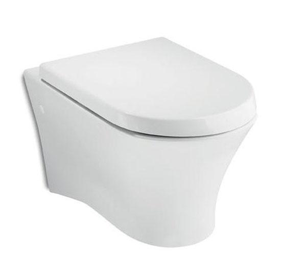 wand wc roca nexo sp lrandlos beschichtung sitz zubeh r 734664l000 ebay. Black Bedroom Furniture Sets. Home Design Ideas