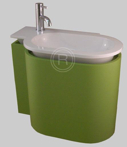 badm bel burgbad lavo g stewaschtisch g ste bad seaa060 ebay. Black Bedroom Furniture Sets. Home Design Ideas