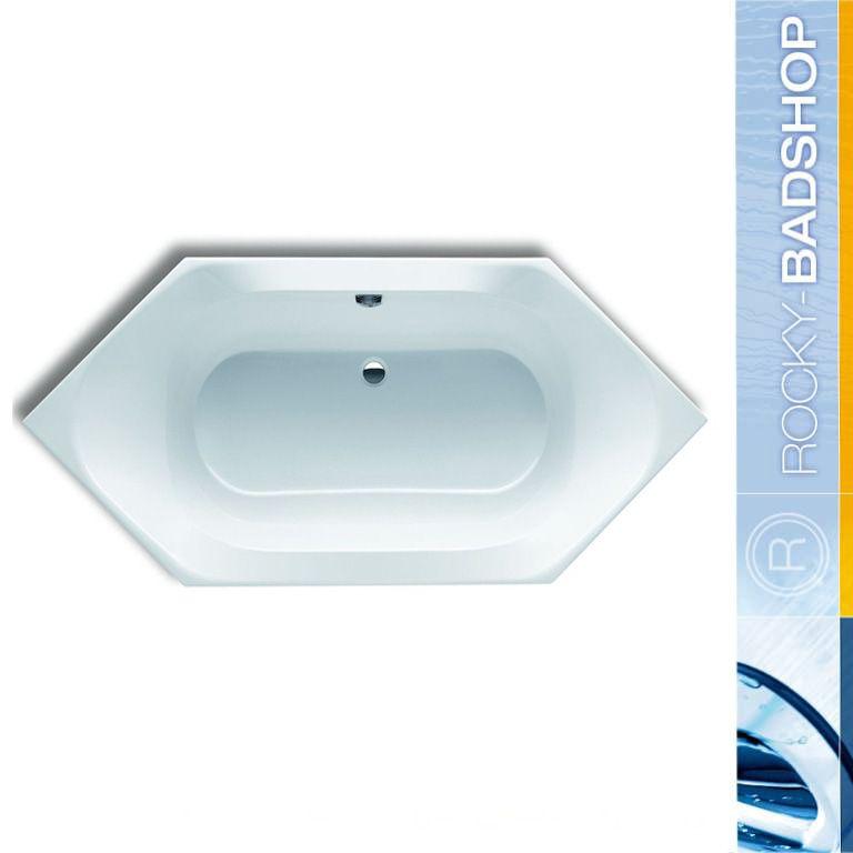 hoesch spectra badewanne wanne acrylwanne inkl wannentr ger ebay. Black Bedroom Furniture Sets. Home Design Ideas