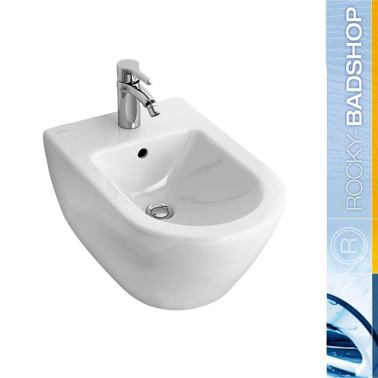 villeroy boch subway 2 0 wand wc inkl wc sitz sss bidet urinal 5614r0r1 ebay. Black Bedroom Furniture Sets. Home Design Ideas