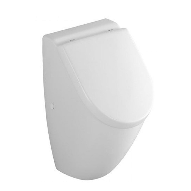 urinal subway mit deckel softclose villeroy boch 751301r1 75130101 ebay. Black Bedroom Furniture Sets. Home Design Ideas