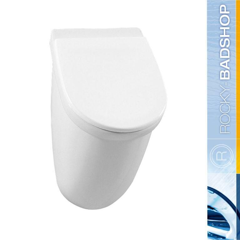 urinal und wc set mit deckel komplett set inkl vorwandelement und montagezubeh r ebay. Black Bedroom Furniture Sets. Home Design Ideas