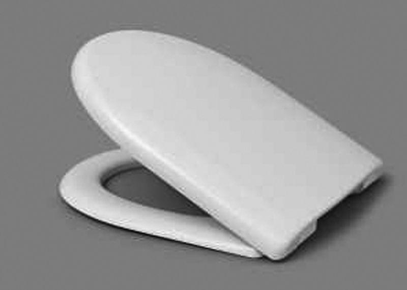 keramag 4u icon 203460 204060 wand wc sp lrandlos wc sitz softclose. Black Bedroom Furniture Sets. Home Design Ideas