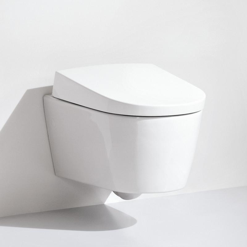 geberit aquaclean sela wc komplettanlage 146140111 inkl reinigungsmittel ebay. Black Bedroom Furniture Sets. Home Design Ideas