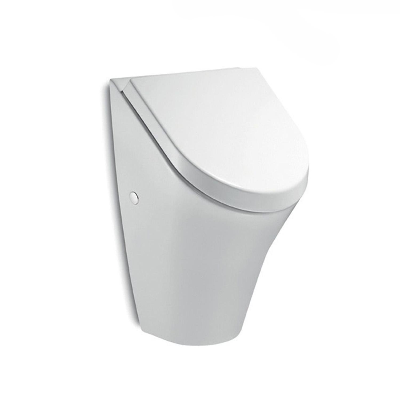 urinal roca nexo inkl deckel mit softclose nano beschichtung 735364k rohbauset ebay. Black Bedroom Furniture Sets. Home Design Ideas