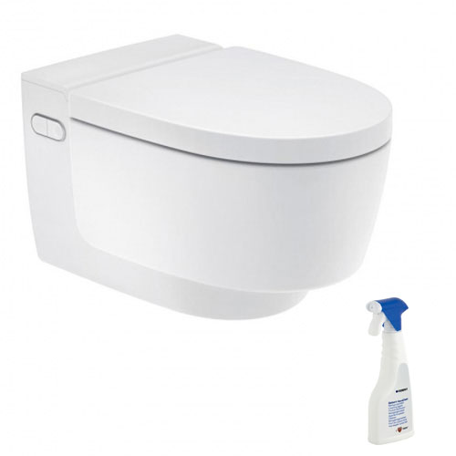geberit aquaclean mera classic dusch wc komplettanlage weiss 146200111 4025416317494 ebay. Black Bedroom Furniture Sets. Home Design Ideas