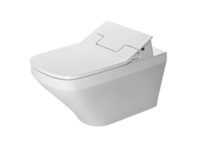 duravit durastyle sensowash slim set wand wc combipack wc sitz 631001002004300 ebay. Black Bedroom Furniture Sets. Home Design Ideas