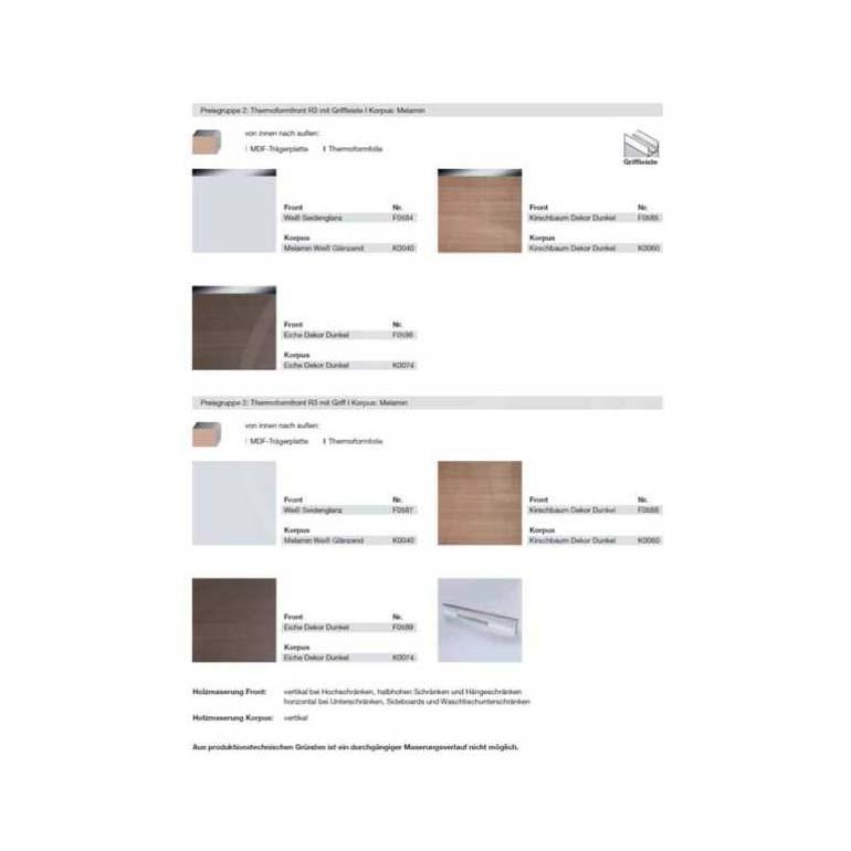 Burgbad Bel Aufsatzwaschtisch+Unterschrank 910 PG2