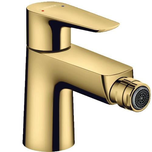 Hansgrohe Talis E Bidetmischer Polished Gold Optik