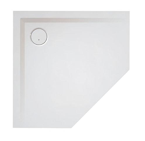 hoesch duschwanne muna f nfeck 900x900x30 ohne antirutsch. Black Bedroom Furniture Sets. Home Design Ideas