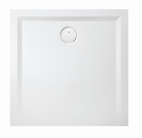 hoesch duschwanne muna 750x750x30 ohne antirutsch. Black Bedroom Furniture Sets. Home Design Ideas