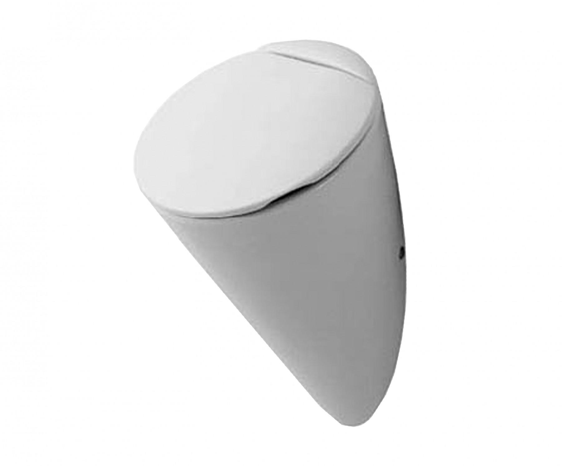 du urinal starck 1 zu und ablauf verd absaugend f deckel o fliege wei. Black Bedroom Furniture Sets. Home Design Ideas