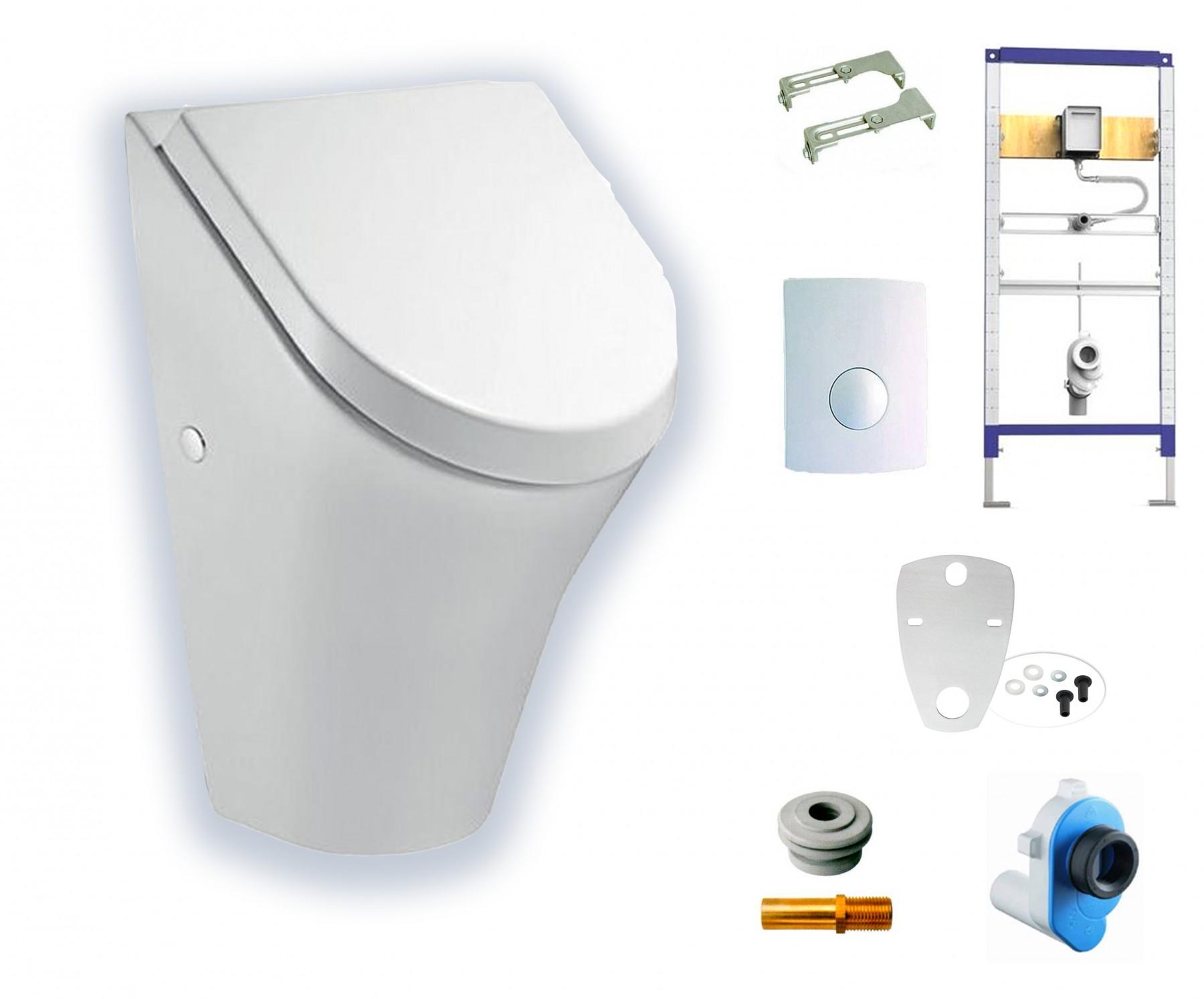 Nexo Urinal Set mit Deckel
