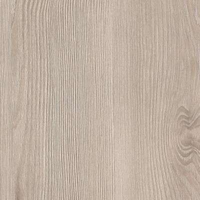 Eiche Dekor Flanelle Thermoform Rückseite Front/ Boden/ Rückwand: Weiß Matt - T46