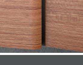 Griffleiste Anthrazit eloxiert - G0196