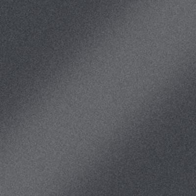 Anthrazit Hochglanz Thermoform, Rückseite Front: Weiß Matt - T33