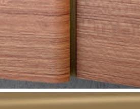 Griffleiste Goldfarbig - G0198