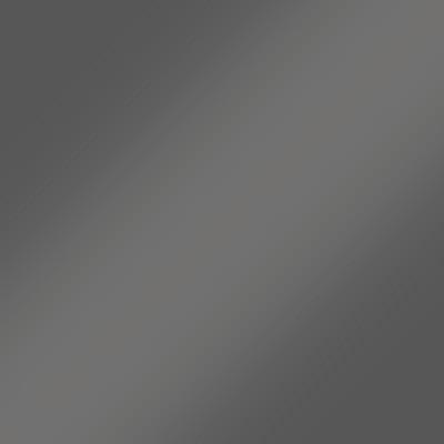 Dunkelgrau Hochglanz Lack Rückwand: Weiß Matt mit Griffmulde - L39