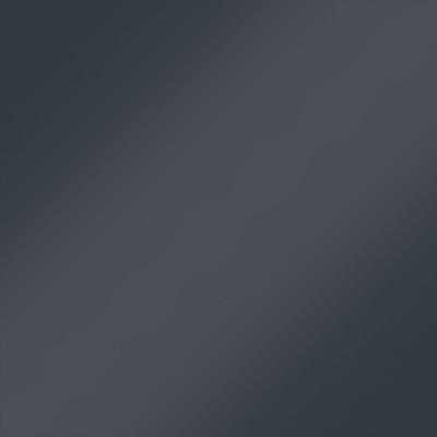 Anthrazit Hochglanz Lack Rückwand: Weiß Matt mit Griffmulde - L29