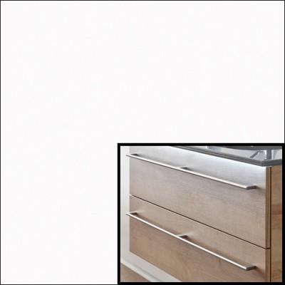 Weiß Matt Select inkl. Stangengriff - F456
