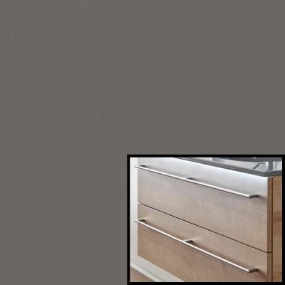 Quarzgrau Hochglanz Select inkl. Stangengriff - F455