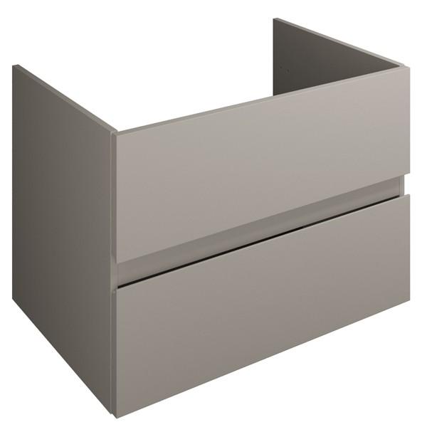 Burgbad Cube Waschtischunterschrank zu Grohe Cube Unterbauwaschtisch(WWGV080)PG3