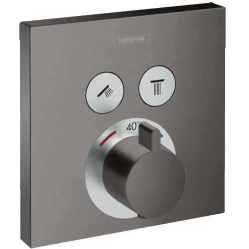 Hansgrohe Thermostat Unterputz Showerselect Fertigset 2
