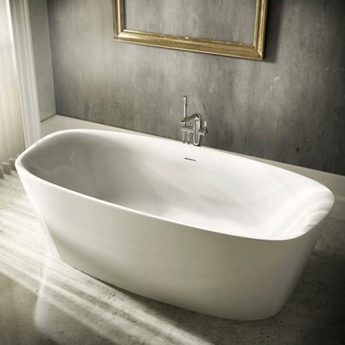 Ideal Standard Badewanne DEA, freistehend, 1700x750x475/610mm, Weiß