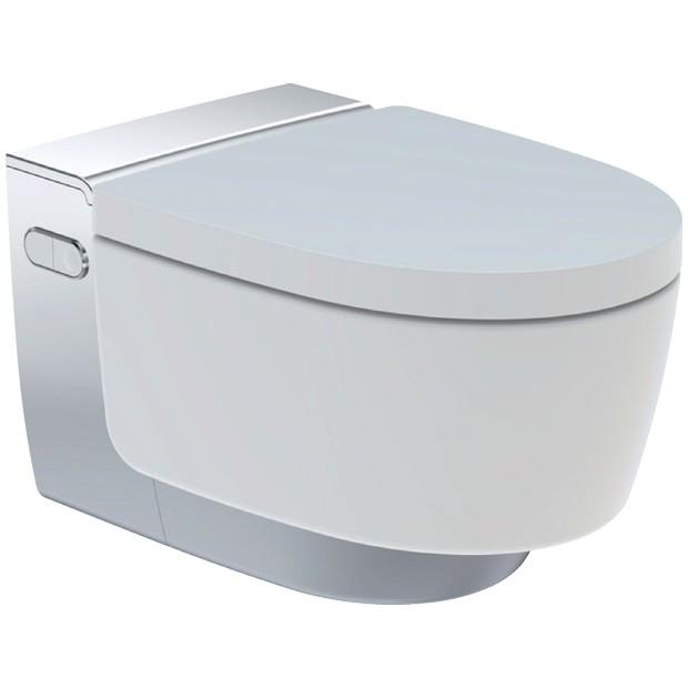geberit aquaclean mera comfort wc komplettanlage up wwc glanzverchromt. Black Bedroom Furniture Sets. Home Design Ideas