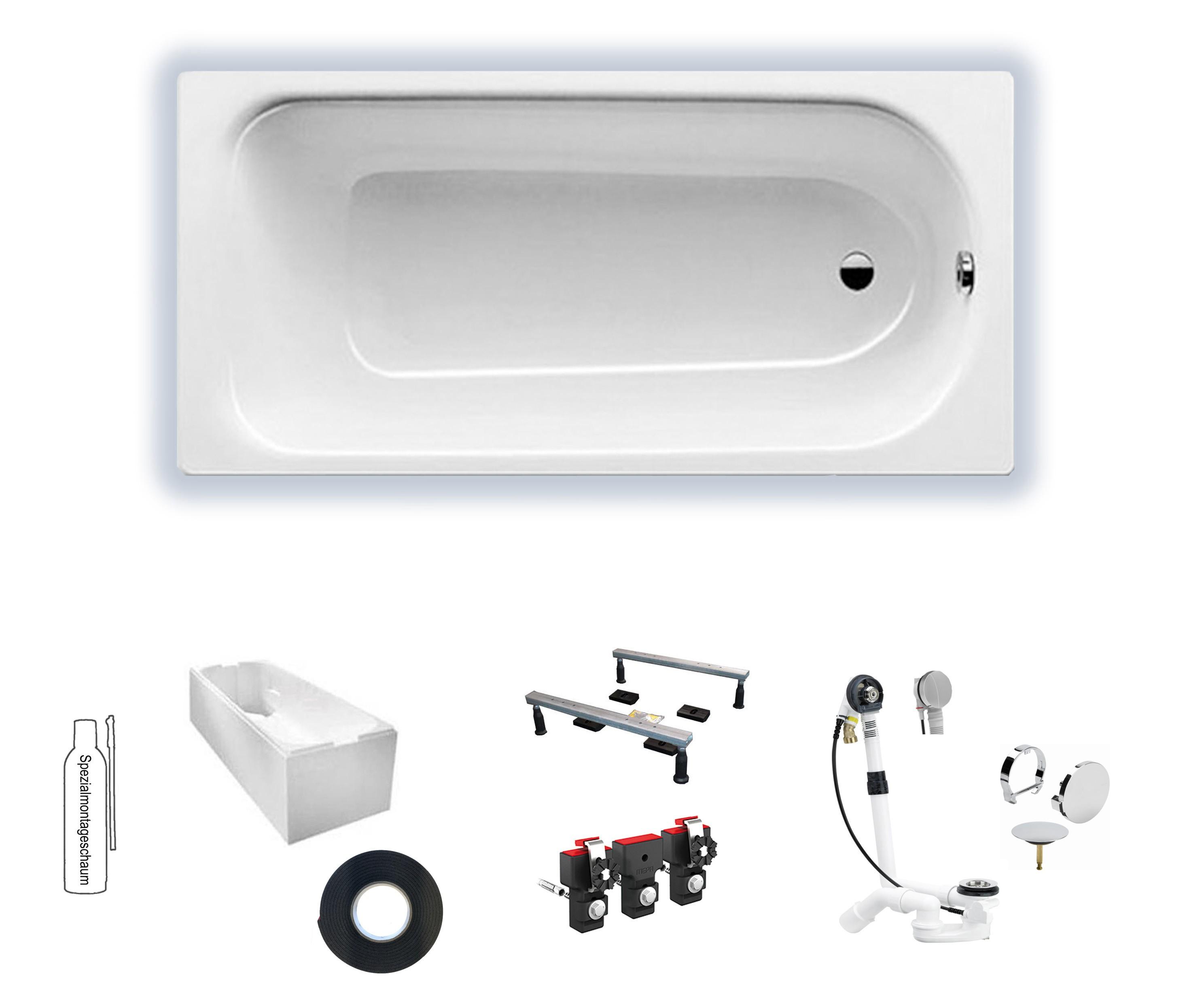 kaldewei saniform plus badewanne stahl email 1700x750. Black Bedroom Furniture Sets. Home Design Ideas