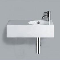 Alape Waschtisch IC600H.R 4240200 Weiß
