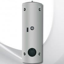 AUSTRIA EMAIL Wärmepumpen-Kältepufferspeicher WPPS 130L Stahlblechmantel silbergrau, H742xØ670