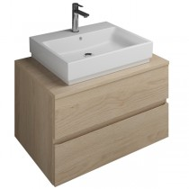 Burgabd Cube Waschtischunterschrank passend zu Grohe Cube(WWGP080)PG1