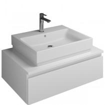 Burgbad Cube Waschtischunterschrank passend zu Grohe Cube(WWGO080)PG3
