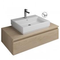 Burgbad Cube Waschtischunterschrank passend zu Grohe Cube (WWGO100)PG1