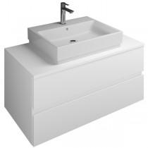 Burgbad Cube Waschtischunterschrank passend zu Grohe Cube(WWGQ100)PG2