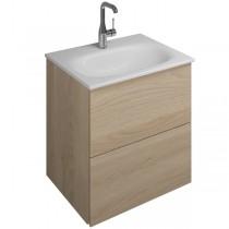 Burgbad Essence Waschtischunterschrank passend zu Keramik-Waschtisch Grohe Essence (WWIK05T)PG1