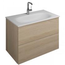 Burgbad Essence Waschtischunterschrank passend zu Keramik-Waschtisch Grohe Essence(WWIK07T)PG1