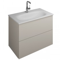 Burgbad Essence Waschtischunterschrank passend zu Keramik-Waschtisch Grohe Essence(WWIK07T)PG2