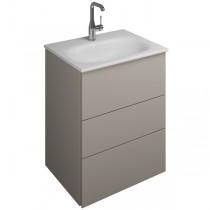 Burgbad Essence Waschtischunterschrank passend zu Keramik-Waschtisch Grohe Essence(WWIL05T)PG3