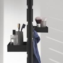 Burgbad Flex Ablagen zum Einhängen in Wandmodulen, Anbauwandmodulen und Raumteiler(ACFC020)