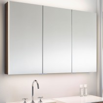 Burgbad rl30 Room Light Spiegelschrank mit indirekter LED-Beleuchtung oben, unten und seitlich(SPLO140)