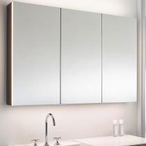 Burgbad rl30 Room Light Spiegelschrank mit indirekter LED-Beleuchtung oben, unten und seitlich(SPLQ140)