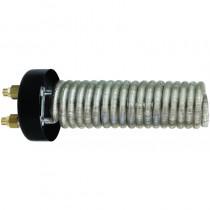 Einbau-Rippenrohr-Wärmetauscher RWT 1-110D