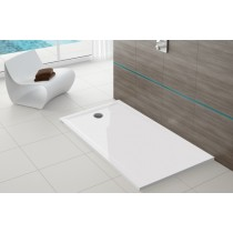 Hoesch Duschwanne Muna S 1300x900x30 ohne Antirutsch, Material Solique, weiß