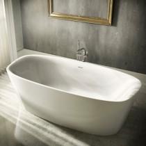 Ideal Standard Badewanne DEA, freistehend, 1900x900x475/610mm, Weiß