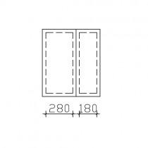 Pelipal Solitaire 6110 Innenspiegel