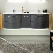 Pelipal Solitaire 7025  Waschtischunterschrank 1700mm