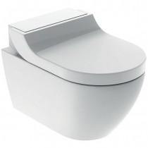 GE Geberit AquaClean Tuma Comfort WC-Komplettanlage Wand-WC weiß-alpin