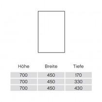 Pelipal Solitaire 9020 Wandschrank 45-01 PG1